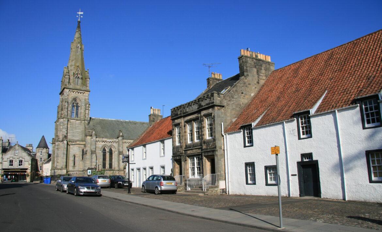 Falkland High Street